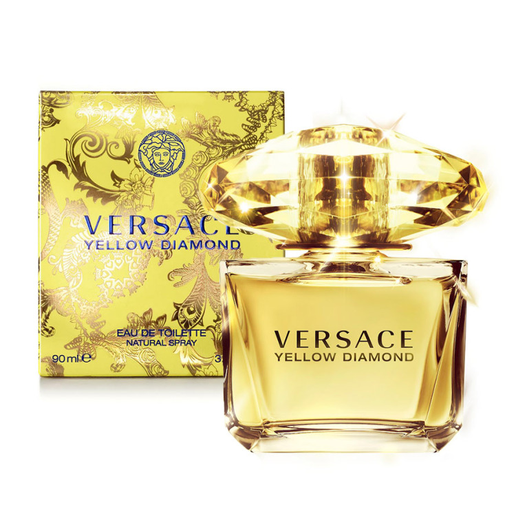 [Versace] Nước hoa nữ Versace Yellow Diamond EDT 90ml