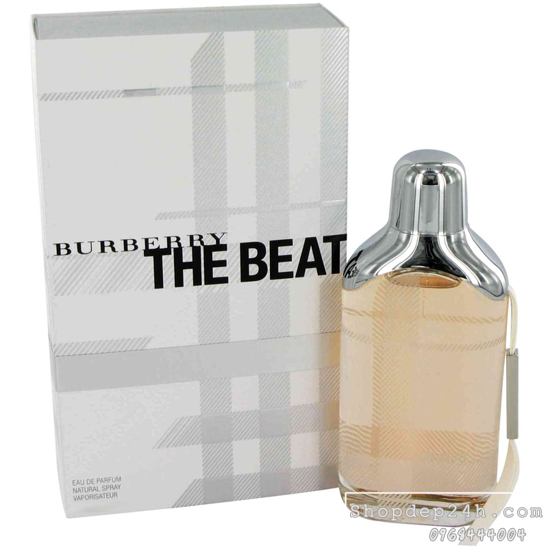 [Burberry] Nước hoa mini nữ Burberry The Beat For Women EDP 4.5ml