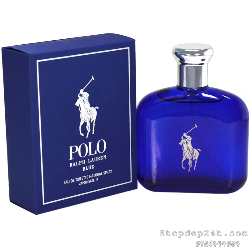 [Ralph Lauren] Nước hoa mini nam Ralph Lauren Polo Blue 7ml
