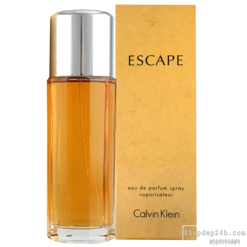 [Calvin Klein] Nước hoa nữ Calvin Klein Escape For Women 100ml