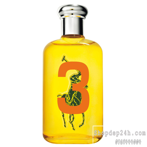 [Ralph Lauren] Nước hoa mini nữ Ralph Lauren Big Pony 3 For Women 15ml