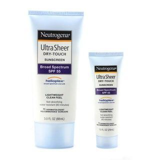 [Neutrogena] Kem chống nắng Ultra sheer dry touch suncreen SPF 55 29ml