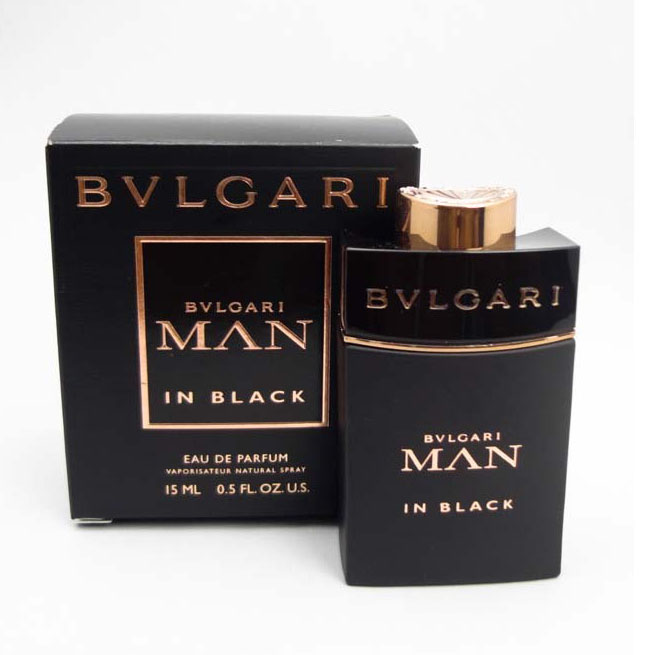 [Bvlgari] Nước hoa Bvlgari Man In Black 15ml